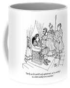 Surely, As The World's Only Superpower, We're Coffee Mug