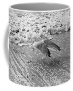 Surf And Wings Coffee Mug