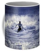 Surf At Summer Coffee Mug