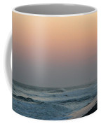 Surf At Sunset 1 Coffee Mug