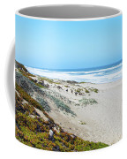 Surf Beach Lompoc California 2 Coffee Mug