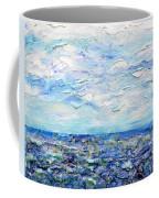 Surf Study Coffee Mug by Regina Valluzzi