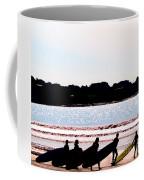 Surfer Parade Coffee Mug