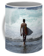 Surfing Brazil 3 Coffee Mug