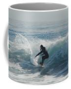 Surfing In The Sun Coffee Mug
