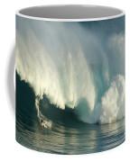 Surfing Jaws 1 Coffee Mug