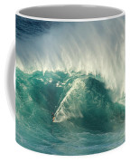 Surfing Jaws 2 Coffee Mug