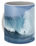 Surfing Jaws 4 Coffee Mug