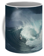 Surfing Jaws Fast And Furious Coffee Mug