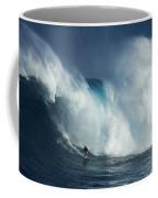 Surfing Jaws Surfing Giants Coffee Mug