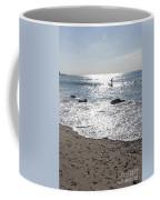 Surfing Mercury Coffee Mug