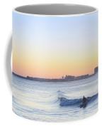 Surfing - Ocean City New Jersey Coffee Mug