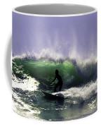 Surfing Pt. Judith Coffee Mug