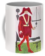 Surgeon, 14th Century Coffee Mug