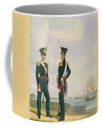 Surgeons, Plate 6 From Costume Coffee Mug