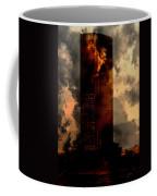 Surreal Sky Scraper Coffee Mug