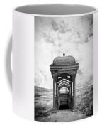 Subway Surreal Coffee Mug by Edward Fielding