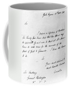 Surrender At Yorktown Coffee Mug
