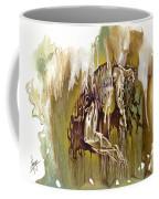 Surrender Coffee Mug by Karina Llergo