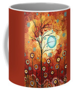 Surrounded By Love By Madart Coffee Mug