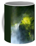 Surrounded By Mist Coffee Mug