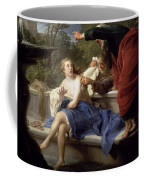 Susanna And The Elders, 1751 Coffee Mug