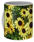 Susans Black Eye #1 20140831 Coffee Mug