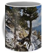 Suspended In Air Coffee Mug