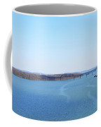 Susquehanna River And The Thomas J Hatem Bridge Coffee Mug