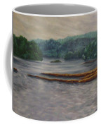 Susquehanna River At Saginaw Pa Coffee Mug