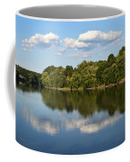 Susquehanna River Coffee Mug by Christina Rollo