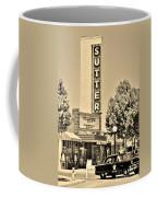 Sutter Theater Coffee Mug