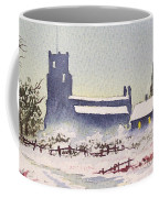 Suzan's Church Painting  Coffee Mug