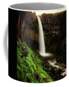 Svartifoss Waterfall, Skaftafell Coffee Mug