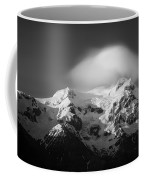 Svinafell Mountains Coffee Mug by Dave Bowman