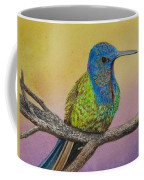 Swallow-tailed Hummingbird Coffee Mug