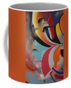 Swallowed Rainbow Coffee Mug