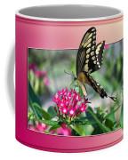 Swallowtail Butterfly 02 Coffee Mug