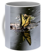 Swallowtail - Butterfly - Reflections Coffee Mug