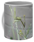 Swallowtail Feast Coffee Mug