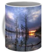 Swamp At Dusk Coffee Mug