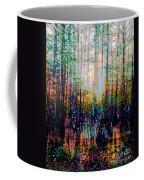 Swamp Colorfest Coffee Mug
