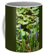 Swamp Flowers  Coffee Mug