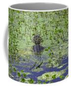 Swamp Gator Coffee Mug