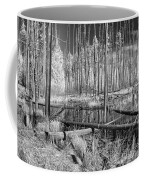 Swamp Trees Coffee Mug