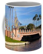 Swan And Dolphin Resort Bridge Coffee Mug