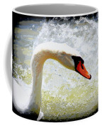 Swan - Beautiful - Elegant Coffee Mug