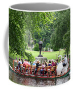 Swan Boat - Boston Coffee Mug