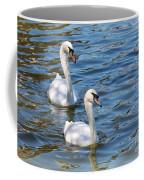 Swan Day Coffee Mug