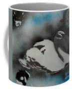 Swan Dream Coffee Mug